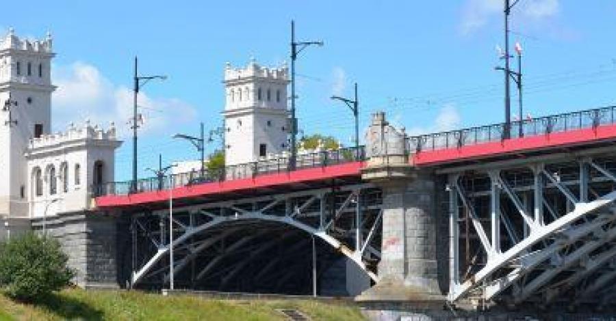 Most Poniatowskiego w Warszawie - zdjęcie