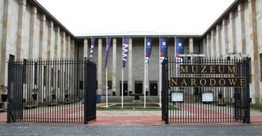 Muzeum Narodowe w Warszawie - zdjęcie