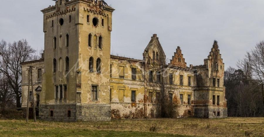 Pałac w Gałowie - zdjęcie