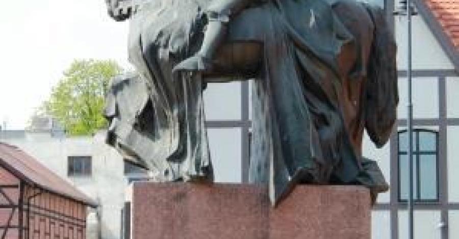 Pomnik Kazimierza Wielkiego w Bydgoszczy - zdjęcie