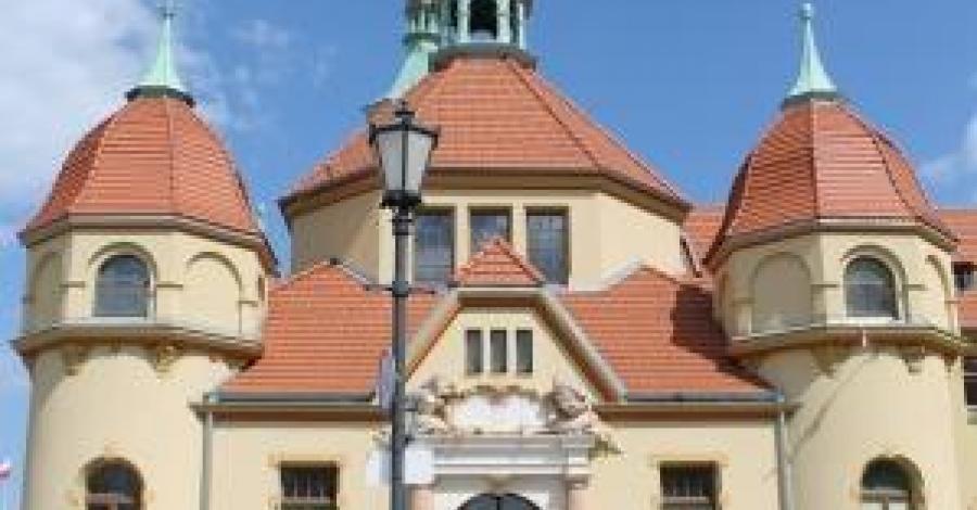 Zakład Balneologiczny w Sopocie - zdjęcie