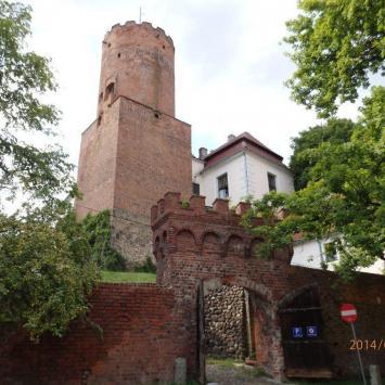 Zamek w Łagowie - zdjęcie