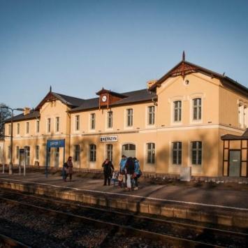 Dworzec w Kętrzynie