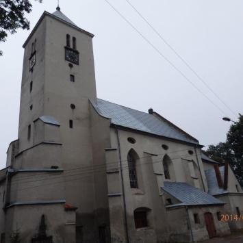 Kościół Niepokalanego Serca NMP w Wąsoszu
