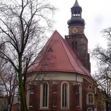 Kościół Św. Jana w Lesznie