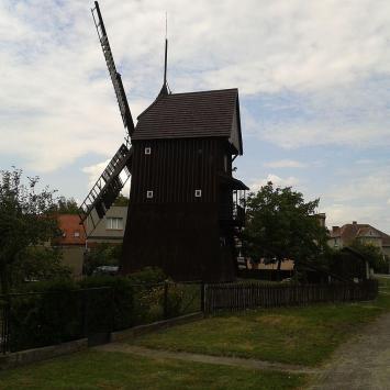 Wiatraki w Lesznie