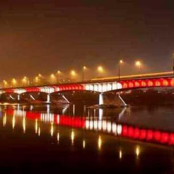 Most Śląsko-Dąbrowski w Warszawie