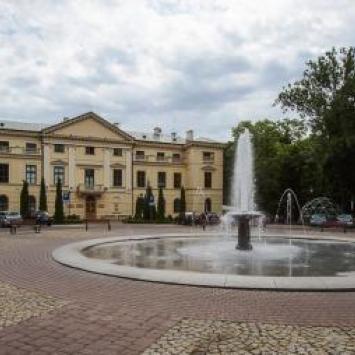 Pałac Dernałowiczów w Mińsku Mazowieckim