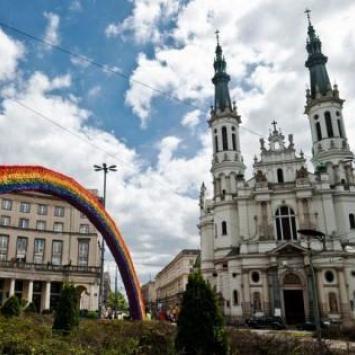Plac Zbawiciela w Warszawie