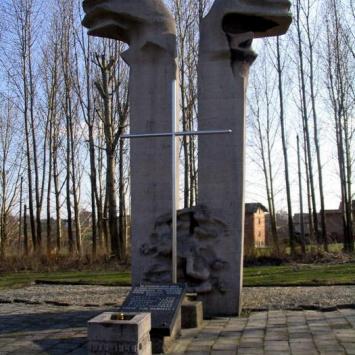 Pomnik Ofiar Szybu Reden w Radlinie