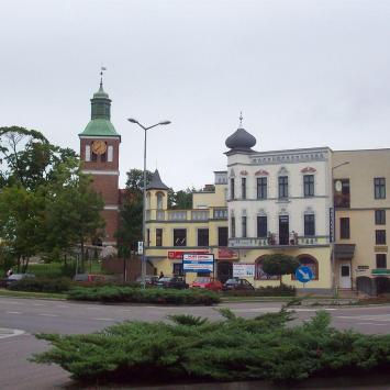 Kościół w Węgorzewie