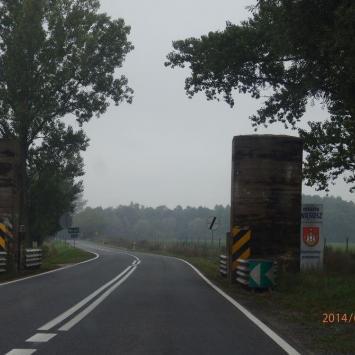 Zapora przeciwpancerna w Wąsoszu