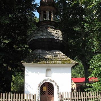 Kapliczka w Zawoi Policzne