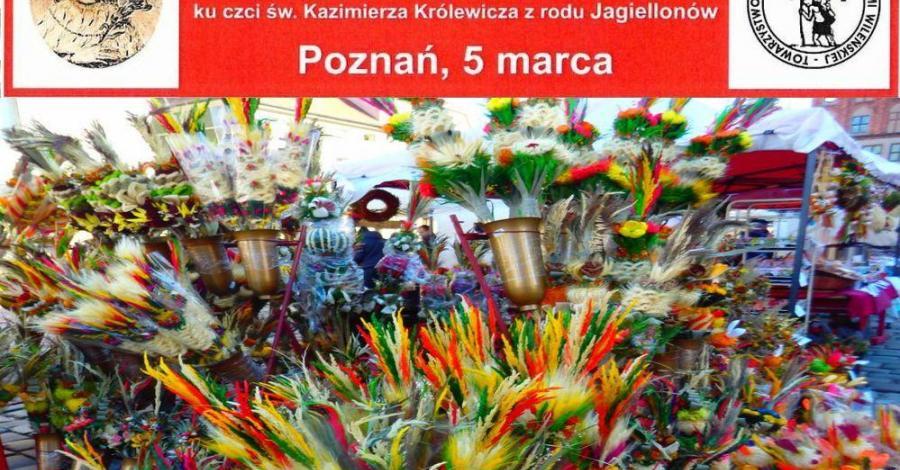 Poznań - Kaziuki -jarmark - święto miłośników Wilna - zdjęcie