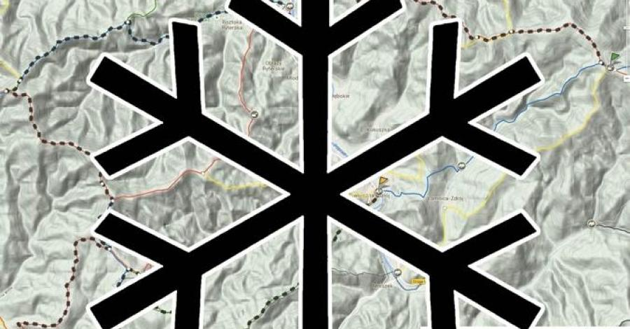 IV Prawdziwa Zimowa Wyrypa Beskidzka - zdjęcie