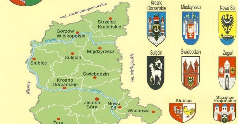 Lubuskie -kraina wina i miodu - region warty  zachodu . - zdjęcie