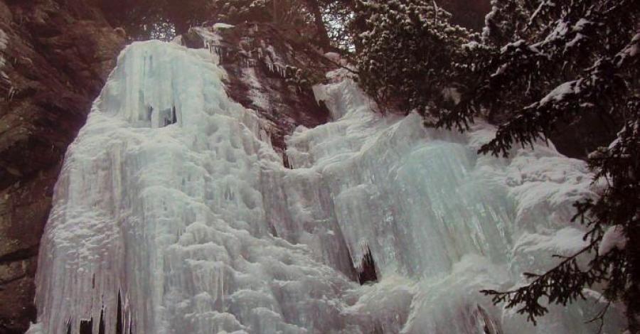Lodospad na Zakręcie / Dolina Zimnej Wody, EmiZtg