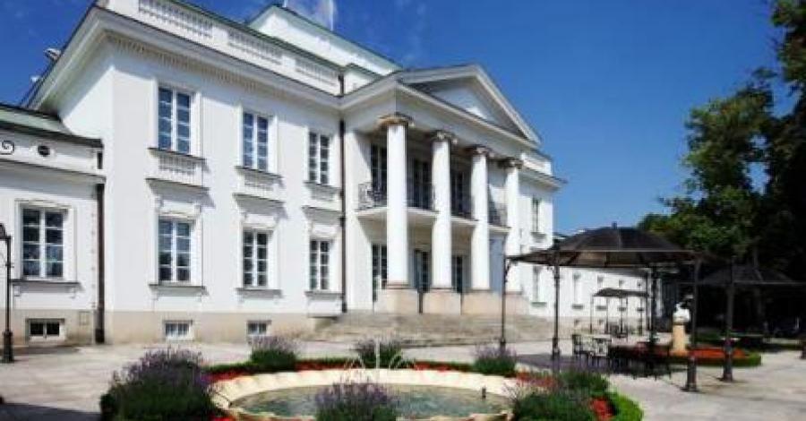 Belweder w Warszawie - zdjęcie
