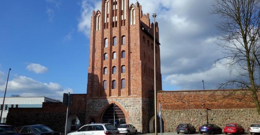 Brama Wolińska w Goleniowie - zdjęcie