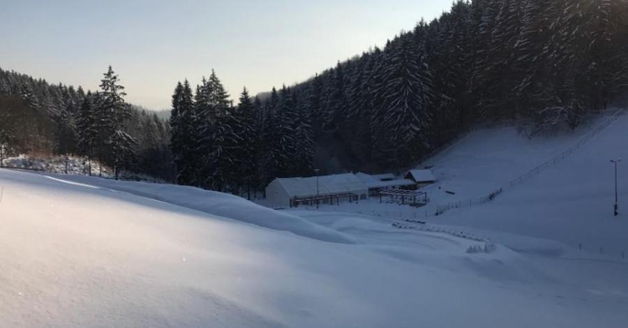 Dolina Sportów Zimowych w Kudowie Zdroju - zdjęcie