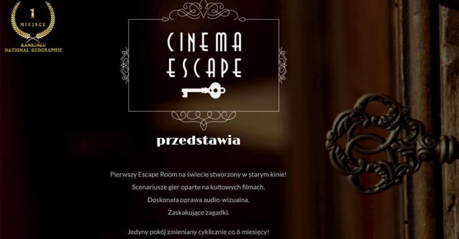 Cinema Escape w Pszczynie - zdjęcie
