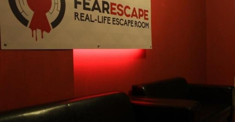 FearEscape w Poznaniu - zdjęcie