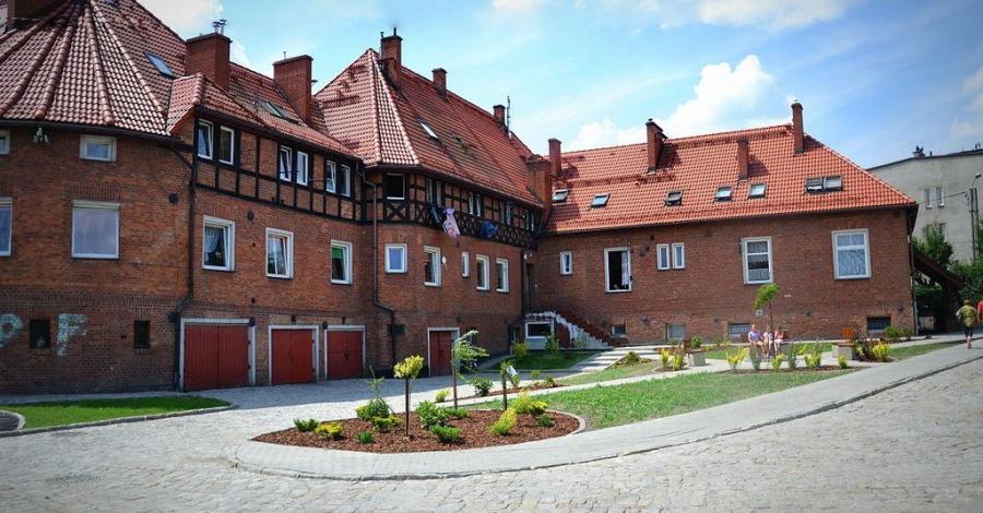 Kolonia Emma w Radlinie - zdjęcie