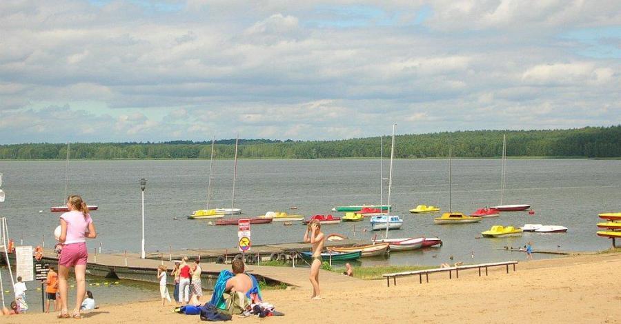 Jezioro Koronowskie - zdjęcie