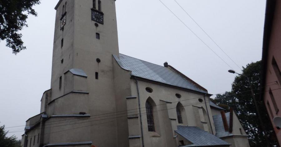 Kościół Niepokalanego Serca NMP w Wąsoszu - zdjęcie
