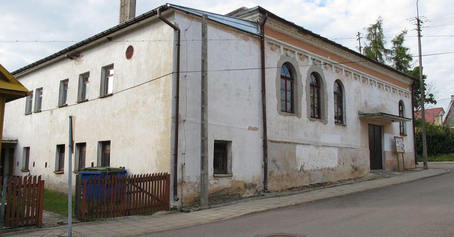 Kaukaska Synagoga w Krynkach - zdjęcie