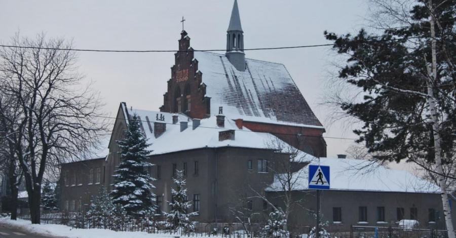 Kościół w Trzebini-Krystynowie - zdjęcie