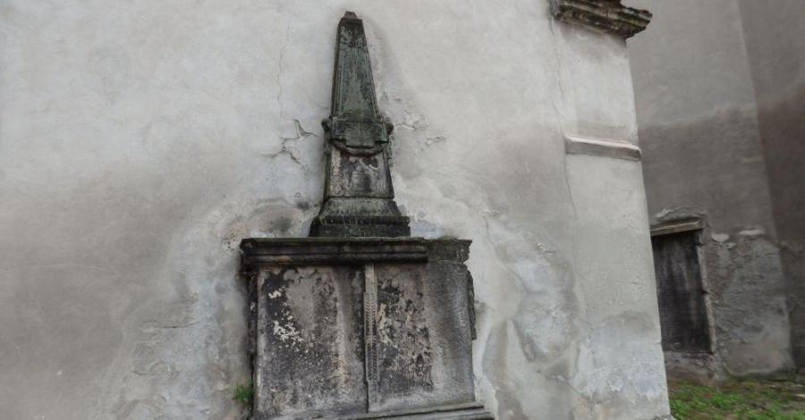 Lapidarium w Wąsoszu - zdjęcie