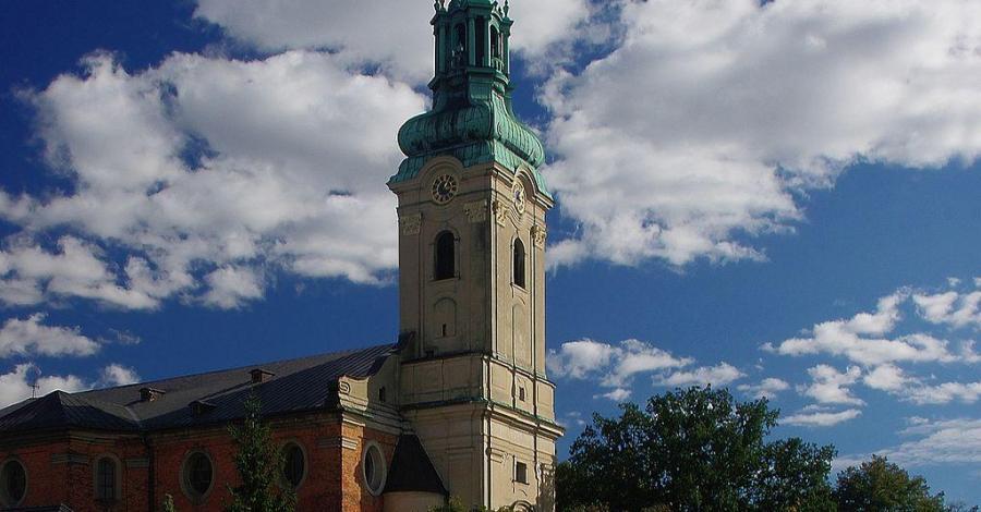 Kościół Św. Krzyża w Lesznie - zdjęcie