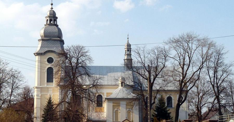 Kościół Św. Mateusza w Mielcu - zdjęcie
