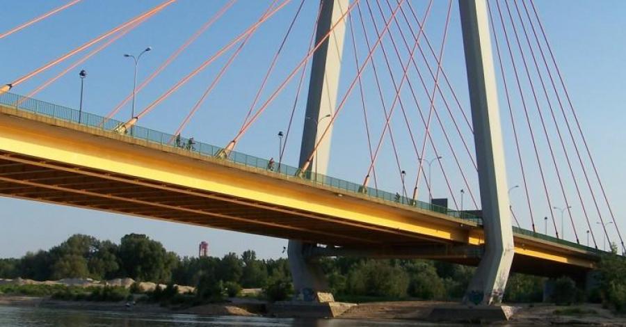 Most Siekierkowski w Warszawie - zdjęcie