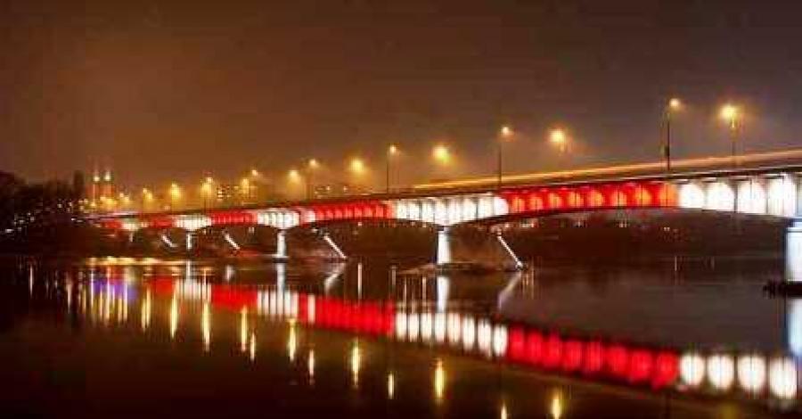 Most Śląsko-Dąbrowski w Warszawie - zdjęcie
