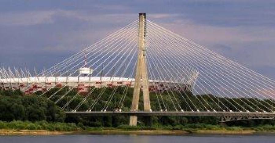 Most Świętokrzyski w Warszawie - zdjęcie