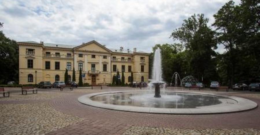 Pałac Dernałowiczów w Mińsku Mazowieckim - zdjęcie