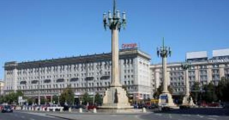 Plac Konstytucji w Warszawie - zdjęcie