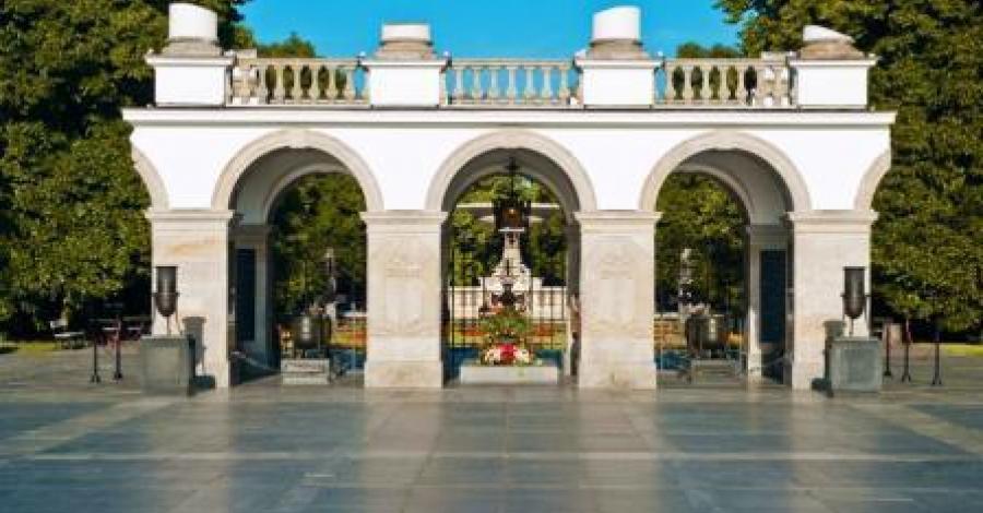 Plac Józefa Piłsudskiego w Warszawie - zdjęcie