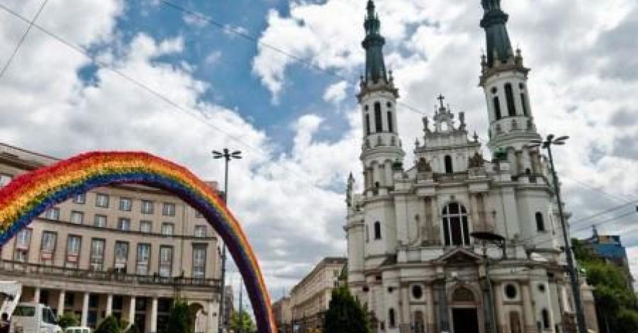 Plac Zbawiciela w Warszawie - zdjęcie
