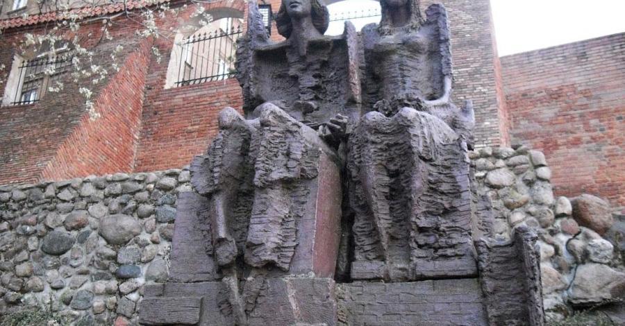 Pomnik Warsa i Sawy w Warszawie - zdjęcie