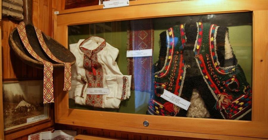 Muzeum w Ustrzykach Górnych - zdjęcie