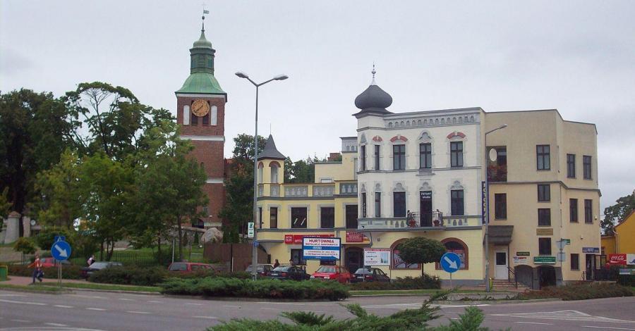 Kościół w Węgorzewie - zdjęcie