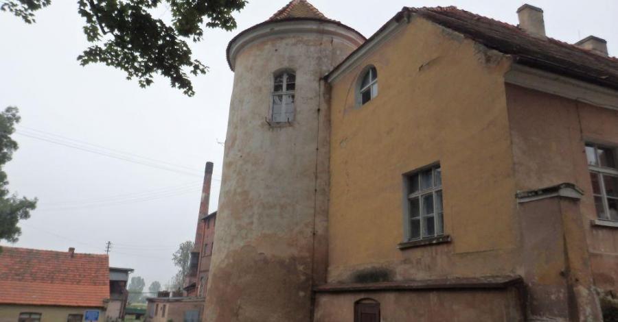 Zamek w Wąsoszu - zdjęcie