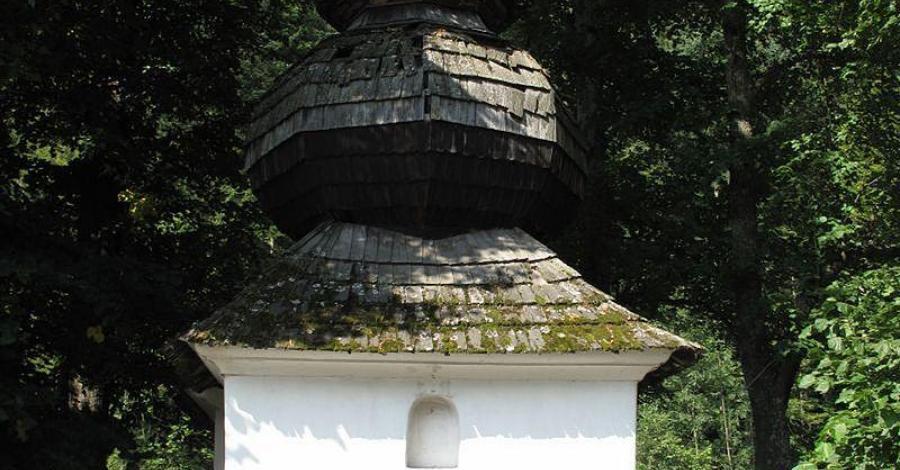 Kapliczka w Zawoi Policzne, Anna Piernikarczyk