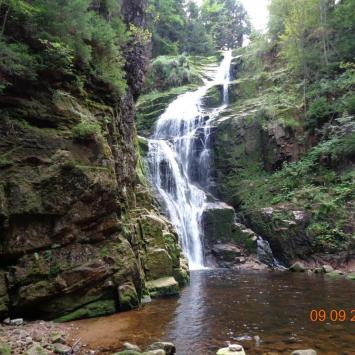Wodospad Kamieńczyka i nie tylko
