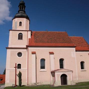 Kościół Św. Wawrzyńca w Dąbrowie