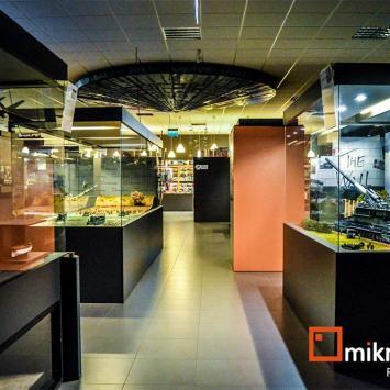 Park Makiet Mikroskala w Koninie - zdjęcie