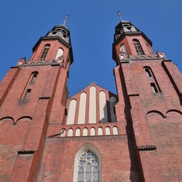 Katedra w Opolu - zdjęcie